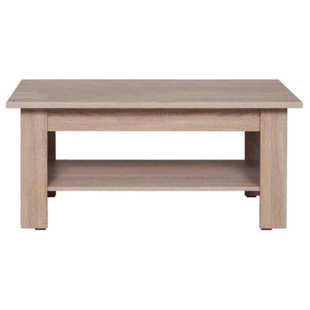 GRAND - Konferenční stolek typ 19, dub sonoma, TEMPO KONDELA