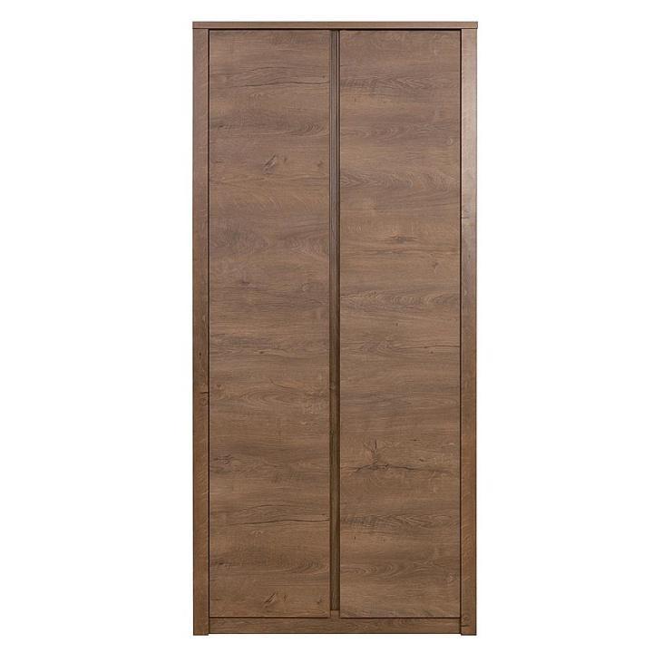 Akasztós szekrény, lefkas tölgyfa, MONTE 02 TÍPUS