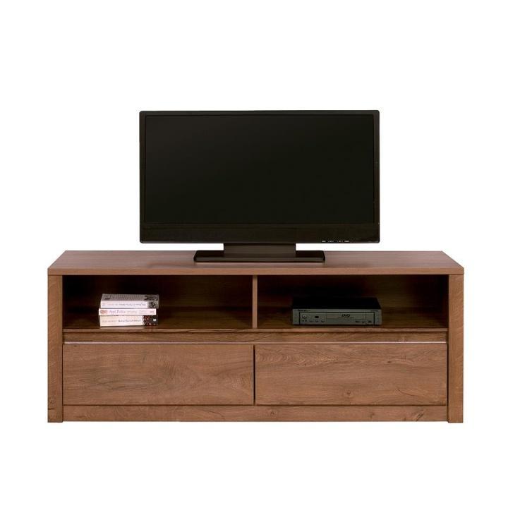 TV asztal/szekrény, lefkas tölgyfa, MONTE 13 TÍPUS