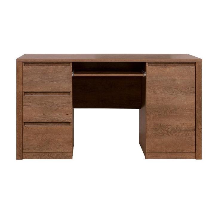 PC stolík, dub lefkas, MONTE TYP 16