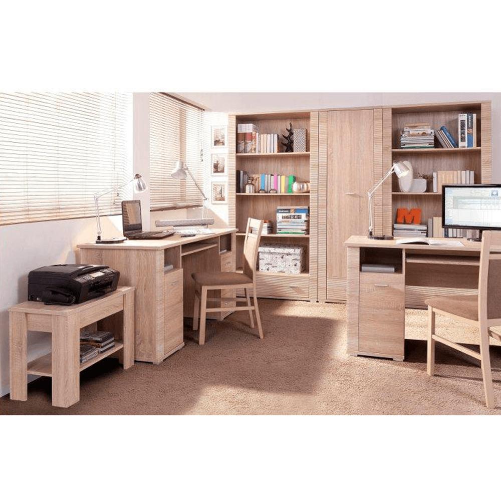 PC stůl typ 22, dub sonoma, GRAND