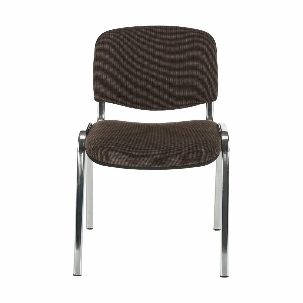 Kancelářská židle, hnědá, ISO