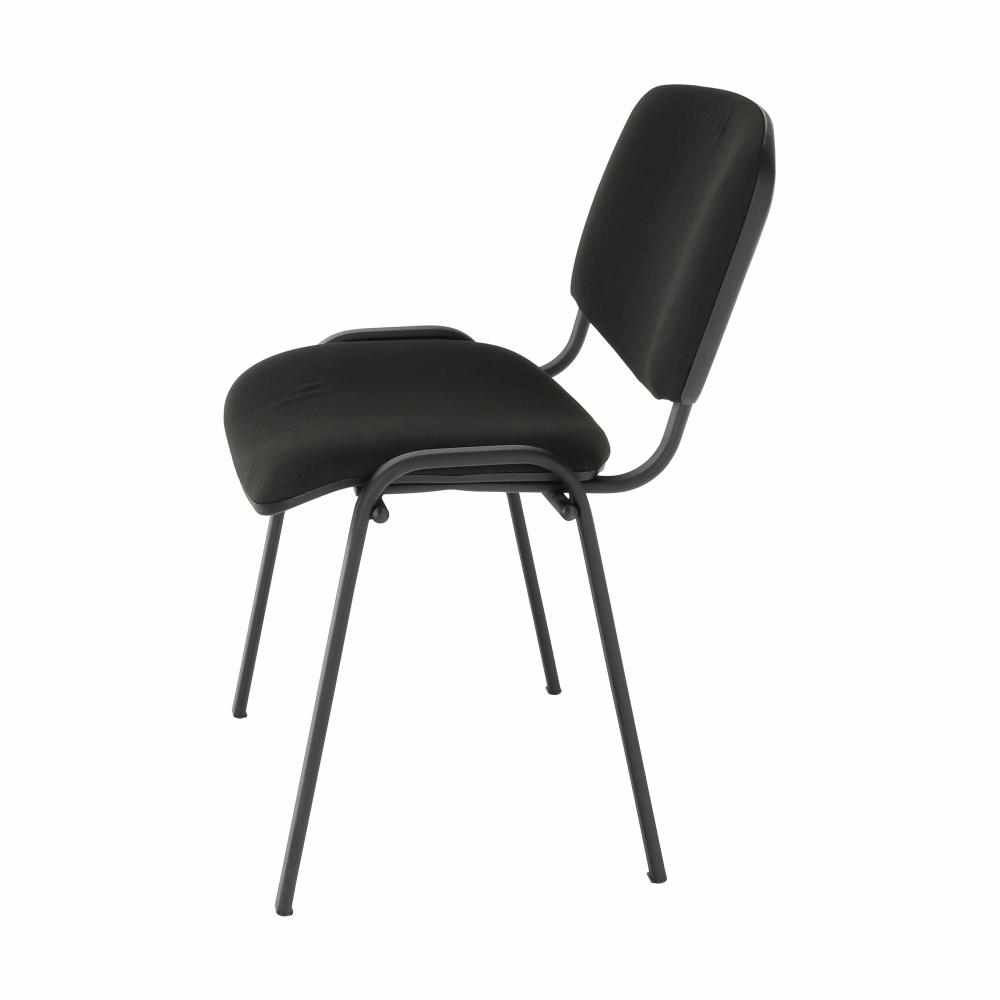 Kancelářská židle, černá, ISO NEW