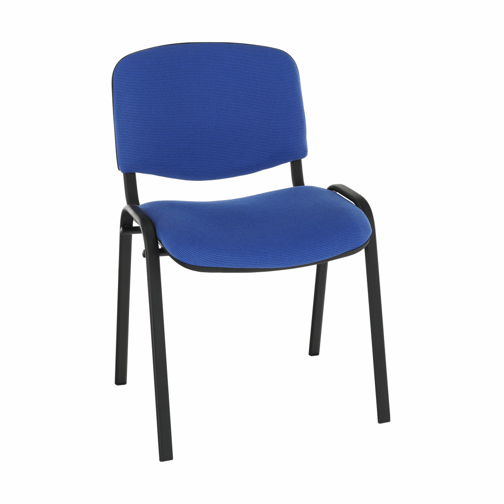 Stolička, modrá, ISO NEW C14