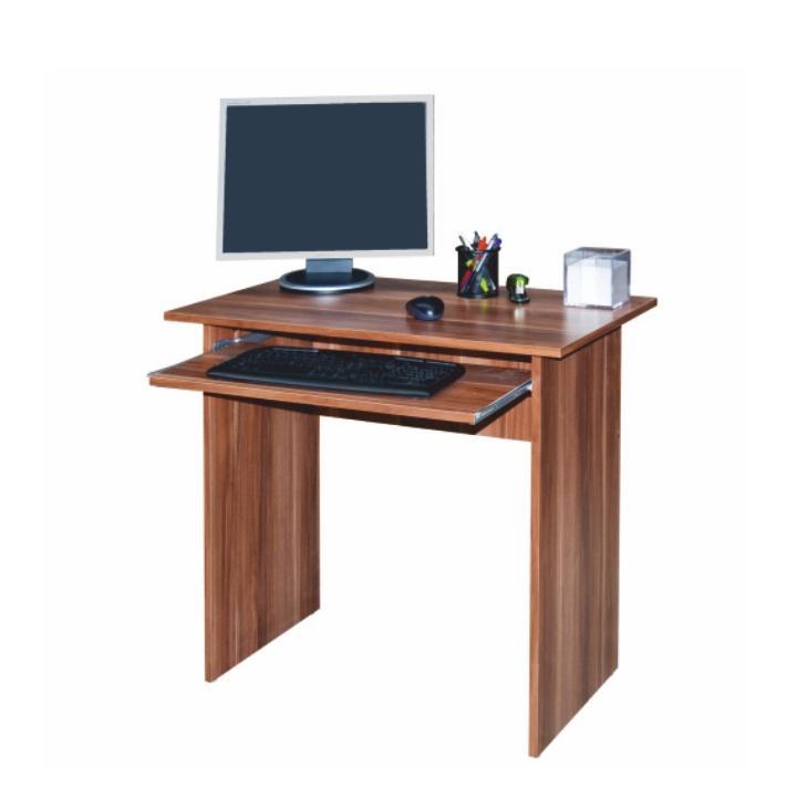 TEMPO KONDELA PC stôl, slivka, VERNER - Tempo nábytek