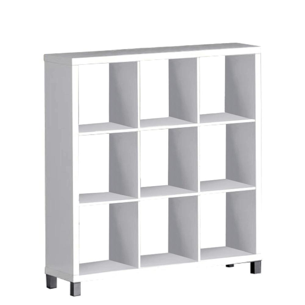Dulap biblioraft, alb, TOFI 5 NEW