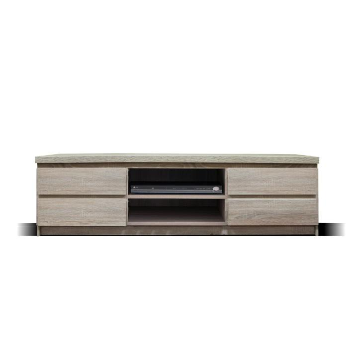 TV stolík/skrinka, typ 06, dub sonoma, PANAMA