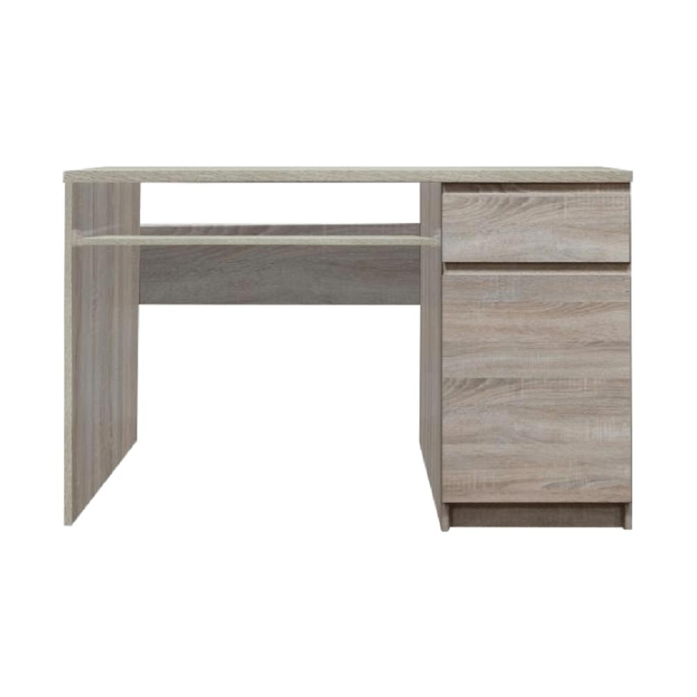 PC stôl, dub sonoma, PANAMA typ 10