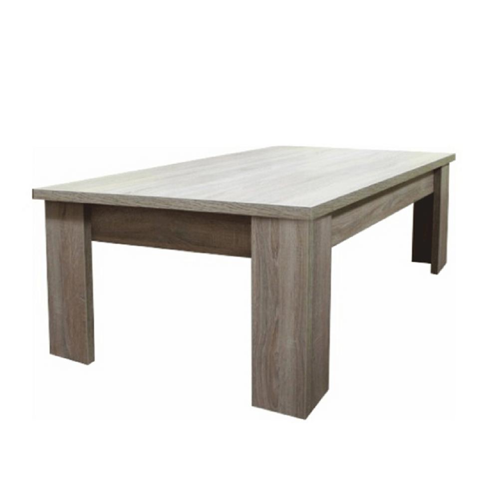 PANAMA Typ 14 - Konferenční stolek, dub sonoma, TEMPO KONDELA