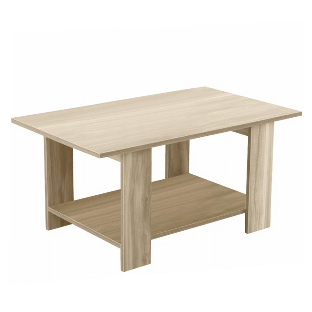 Konferenčný stolík, dub sonoma, DEREK