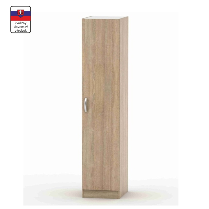Skriňa, dub sonoma, BETTY 2