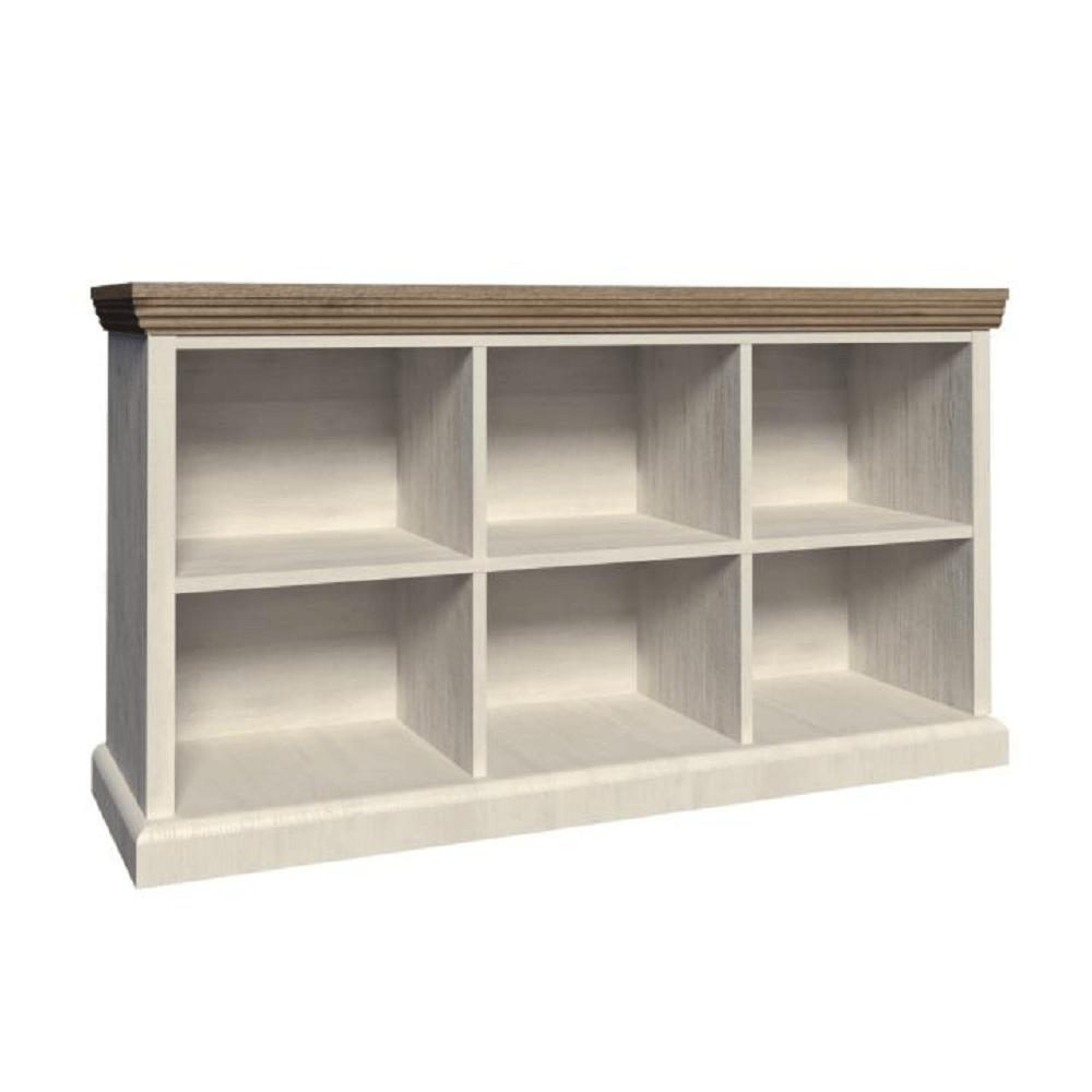 RTV stolek, sosna skandinávská / dub divoký, ROYAL RN