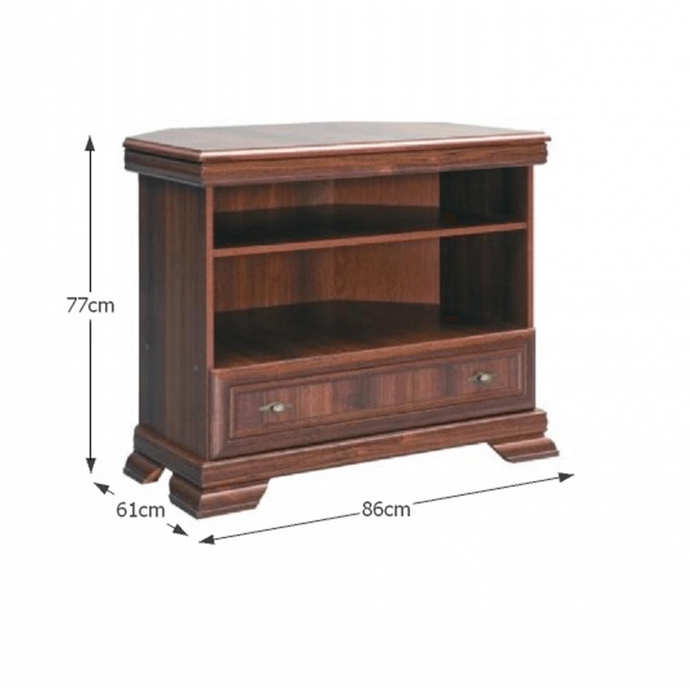 TV asztal/szekrényke, samoa king, KORA KRTN