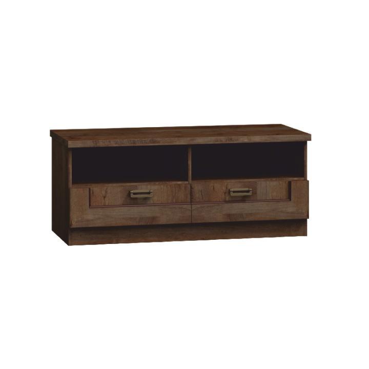 TV stolík/skrinka, dub lefkas, TEDY  Typ T11