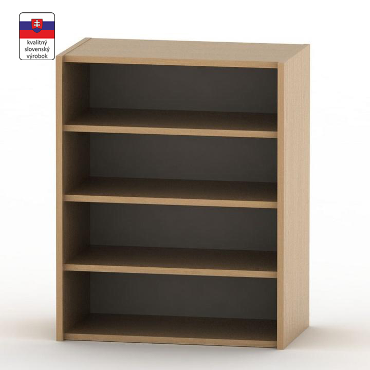 Alacsony szekrény, bükkfa, TEMPO ASISTENT NEW 013