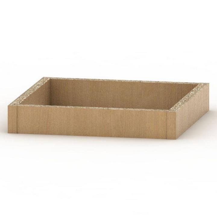 Lábazat a szekrényhez AS009, bükkfa, TEMPO ASISTENT NEW 033