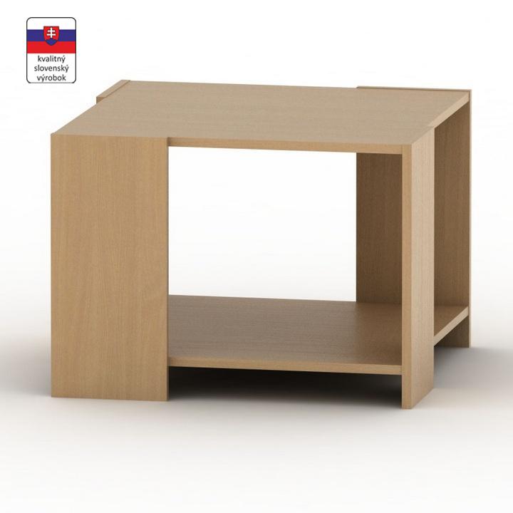 Dohányzóasztal, bükkfa, TEMPO ASISTENT NEW 026