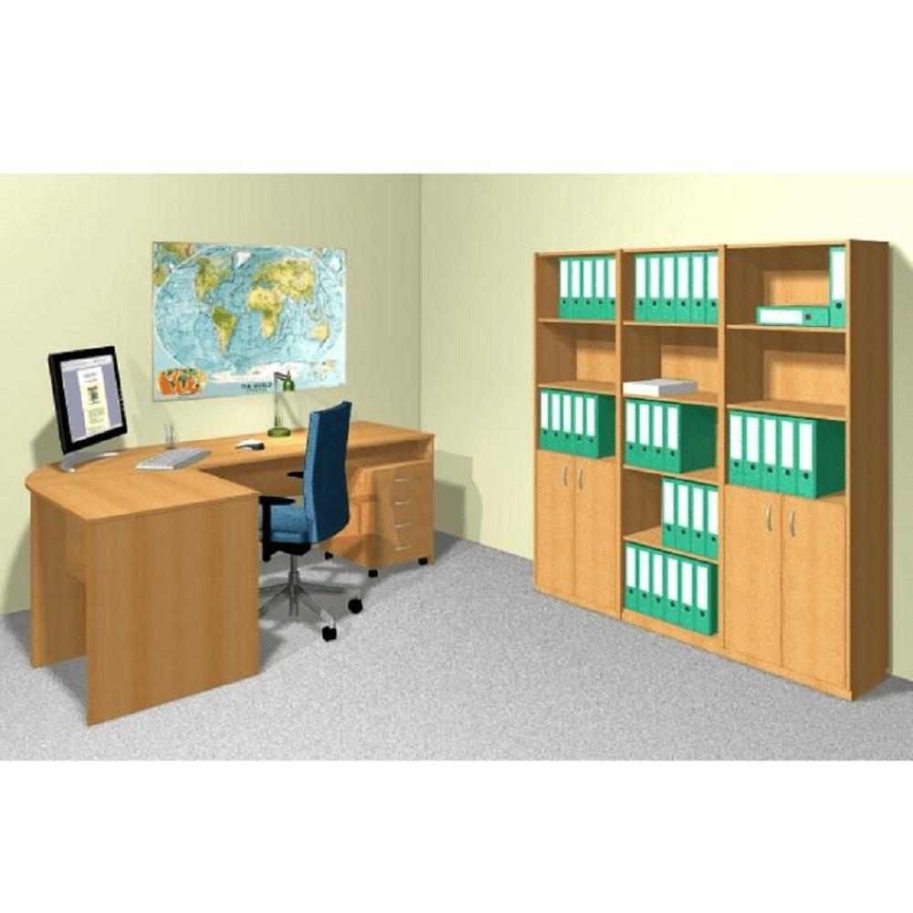 Konferenční stolek, buk, TEMPO ASISTENT NEW 026, TEMPO KONDELA