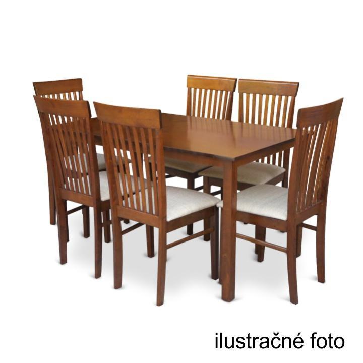 Étkezőasztal 135, dió, ASTRO
