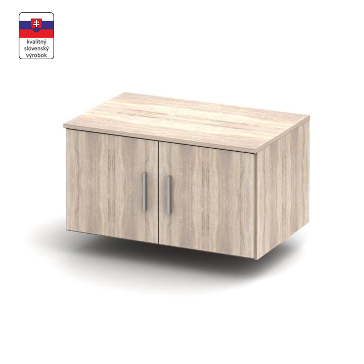 Felső szekrény, sonoma tölgyfa, NOKO-SINGA 82N