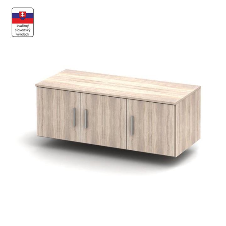 Felső szekrény, sonoma tölgyfa, NOKO-SINGA 83N