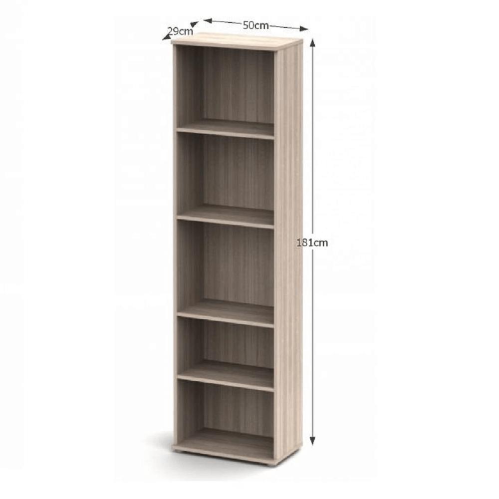 Polcos szekrény, sonoma tölgyfa, NOKO-SINGA 70
