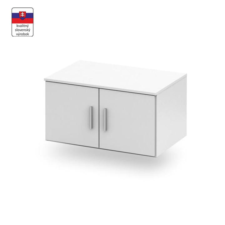 Felső szekrény, fehér, NOKO-SINGA 82N