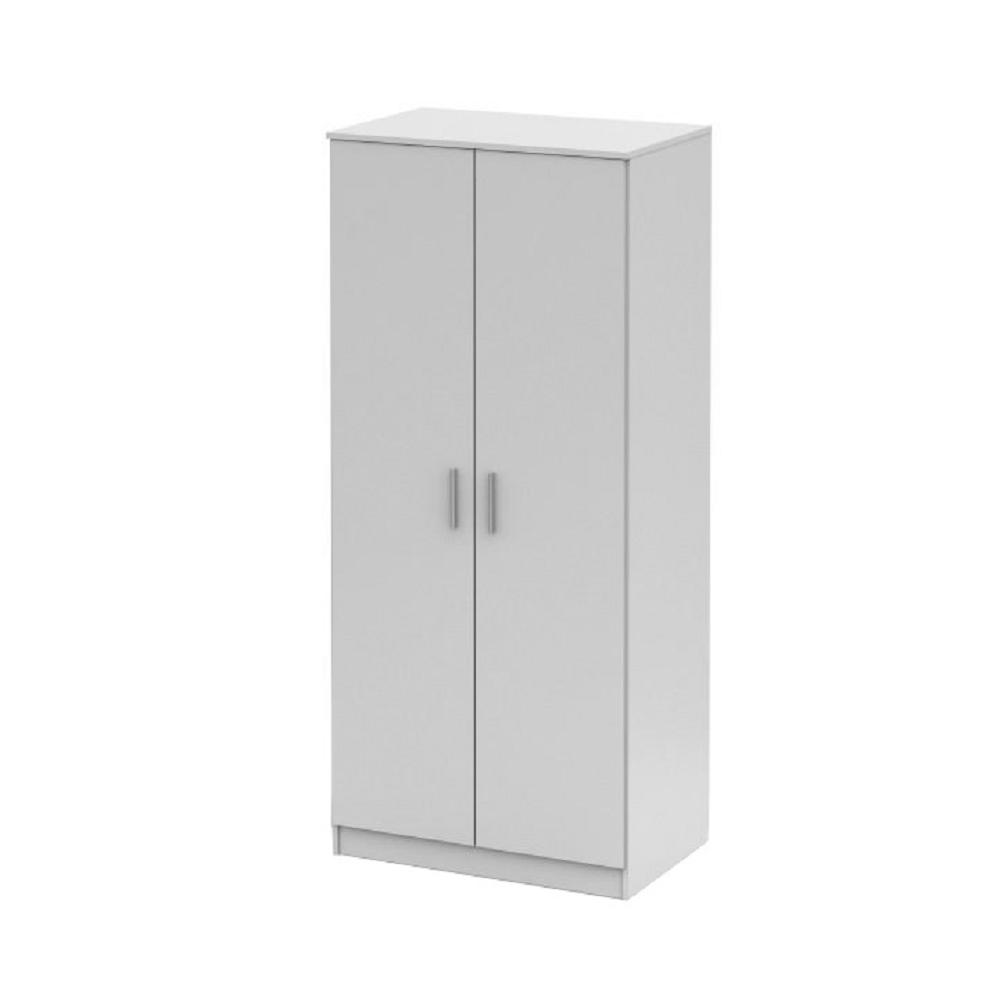 Akasztós szekrény, fehér, NOKO-SINGA 80