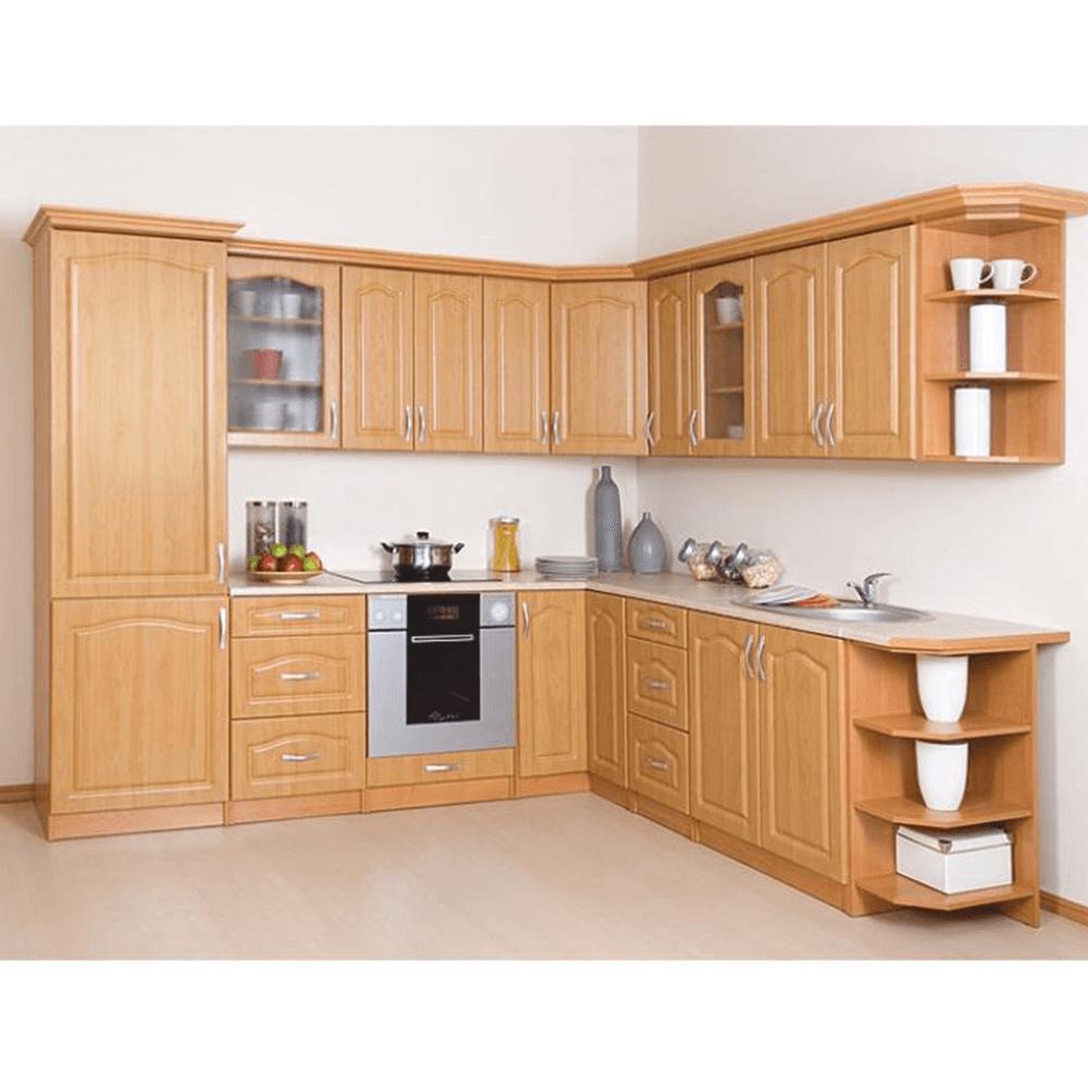 Koruna/ozdobná lišta ke kuchyni Lora New MDF Klasik