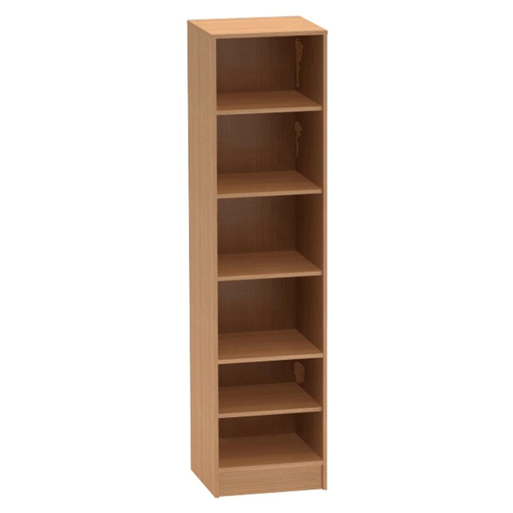 Könyvespolc, bükk, BETTY 4 BE04-014-00