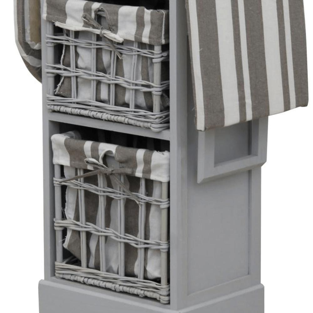 Žehlicí prkno, šedá, BOND 1