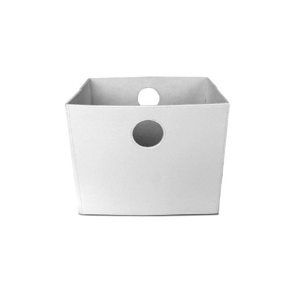 Úložný box, bílý, TOFI-LEXO
