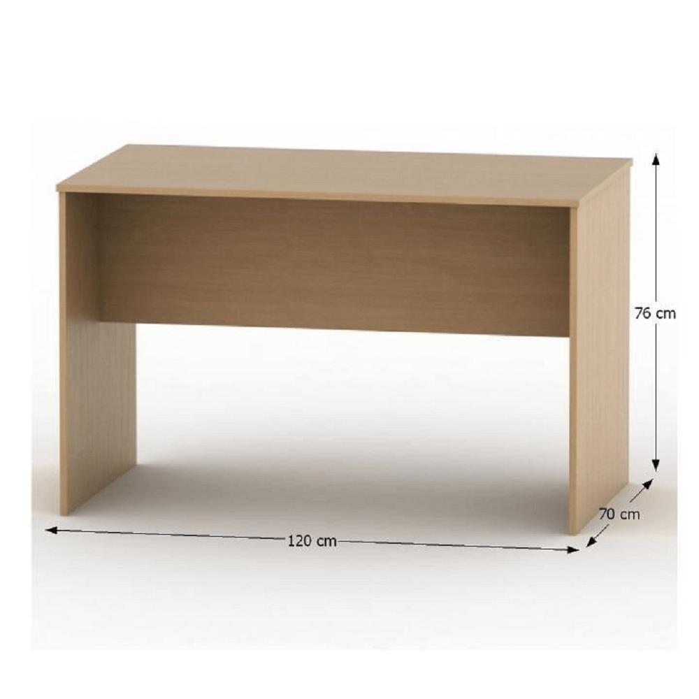 Zasedací stůl, buk, TEMPO ASISTENT NEW 021 ZA, TEMPO KONDELA