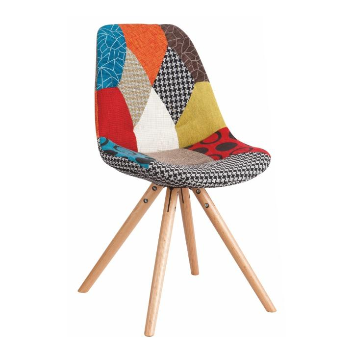 Modern székek patchwork stílusba, KIMA 1 TÍPUS