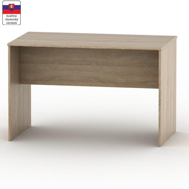 Zasadací stôl, dub sonoma, TEMPO ASISTENT NEW 021 ZA