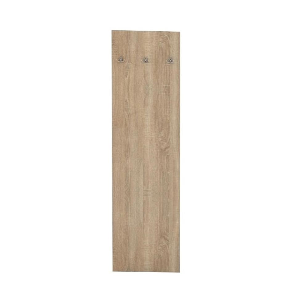 Věšákový panel, dub sonoma, TEMPO ASISTENT NEW 030, TEMPO KONDELA