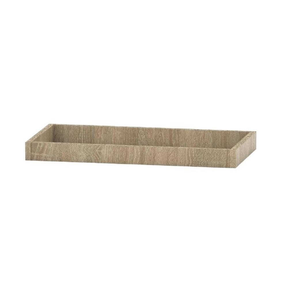 Plintă pentru dulap, stejar sonoma, TEMPO ASISTENT NEW 031