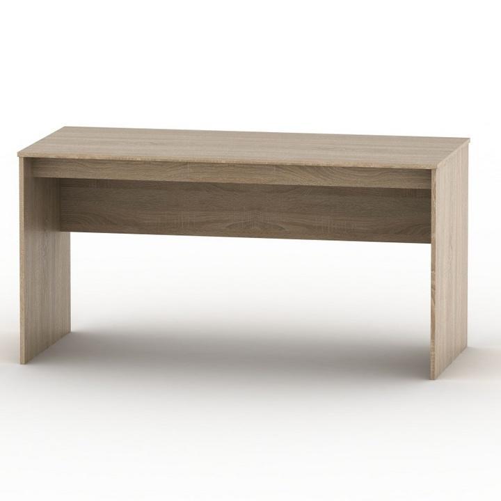 Íróasztal 150, sonoma tölgyfa, TEMPO ASISTENT NEW 020 PI