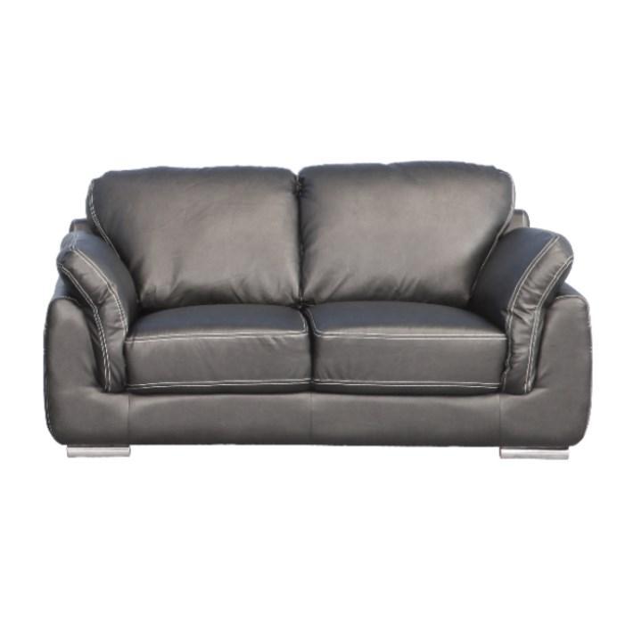 2-ülés, textilbőr fekete/fehér steppelt, VILIS