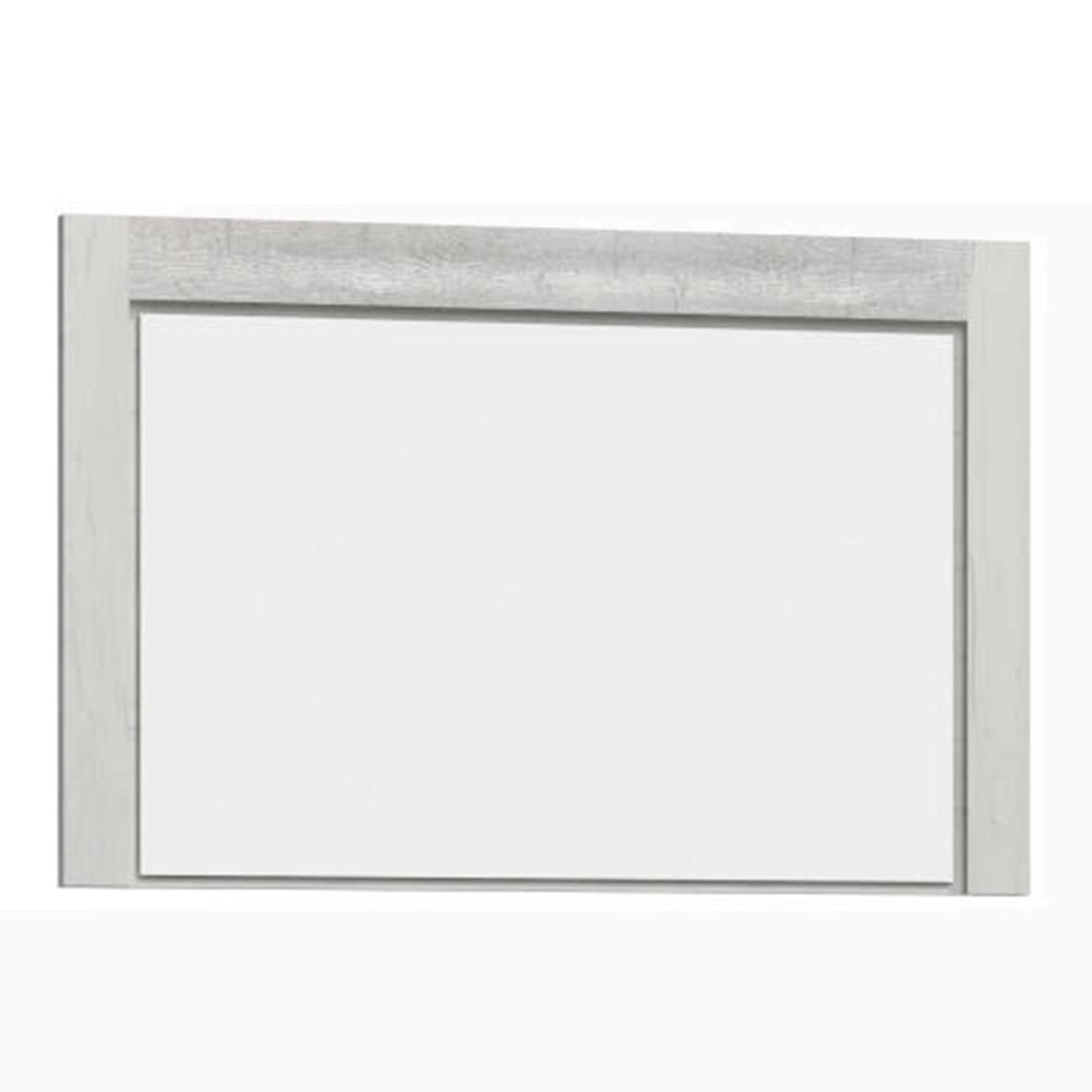 Tükör 12, kőris fehér, INFINITY 12