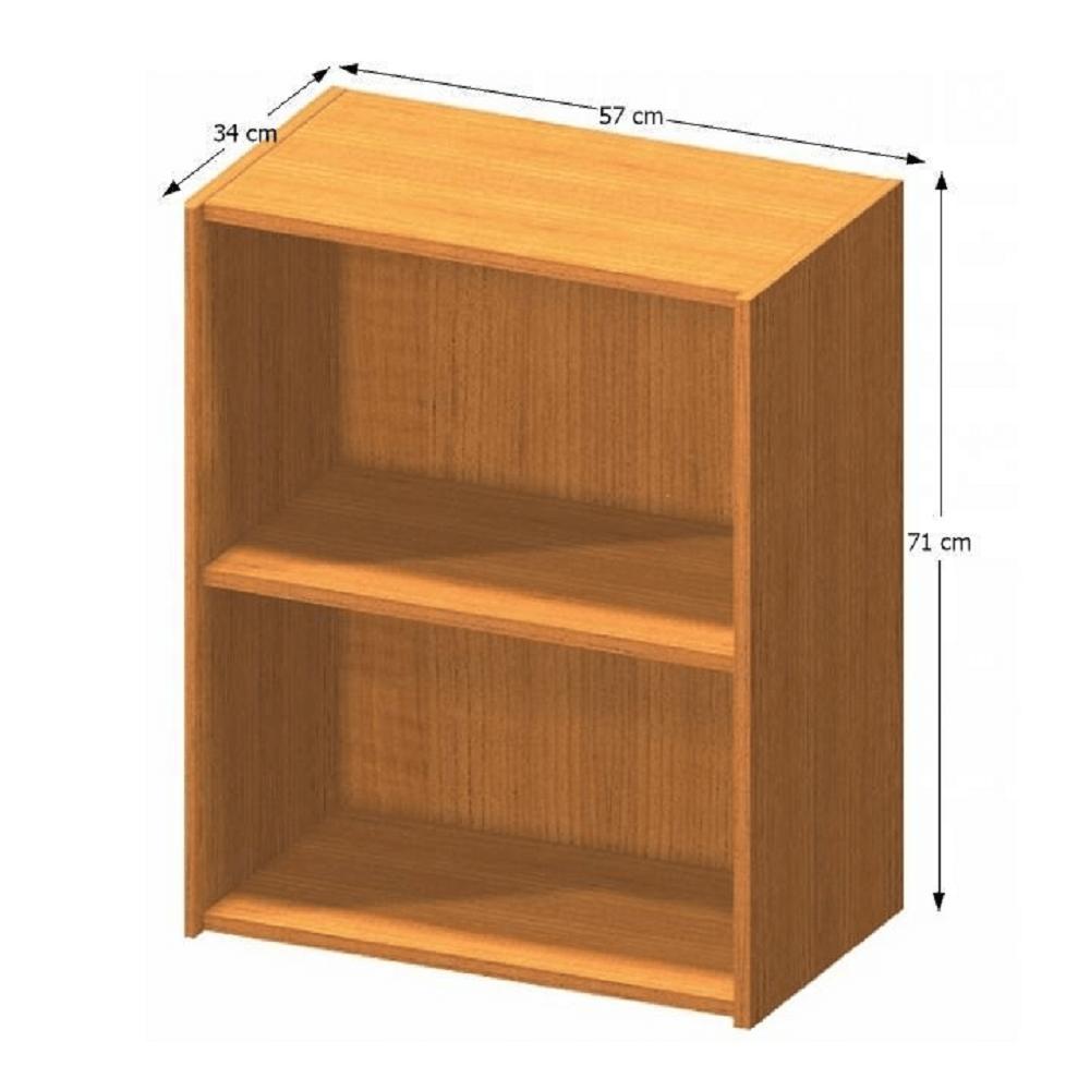 Nízka policová skrinka, čerešňa, TEMPO ASISTENT NEW 010