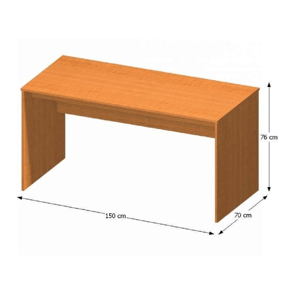 Zasedací stůl, črešňa, TEMPO ASISTENT NEW 020 PI