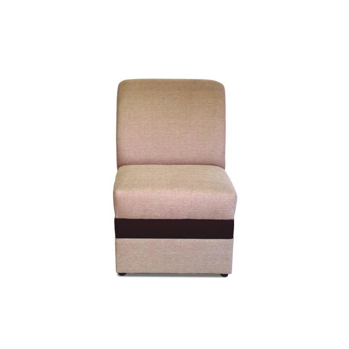 1-es elem,Portland világos barna 22/csokoládé színű textilbőr, ROSANA