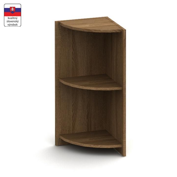 Lapszéli sarok szekrény, bardolino, TEMPO ASISTENT NEW 014