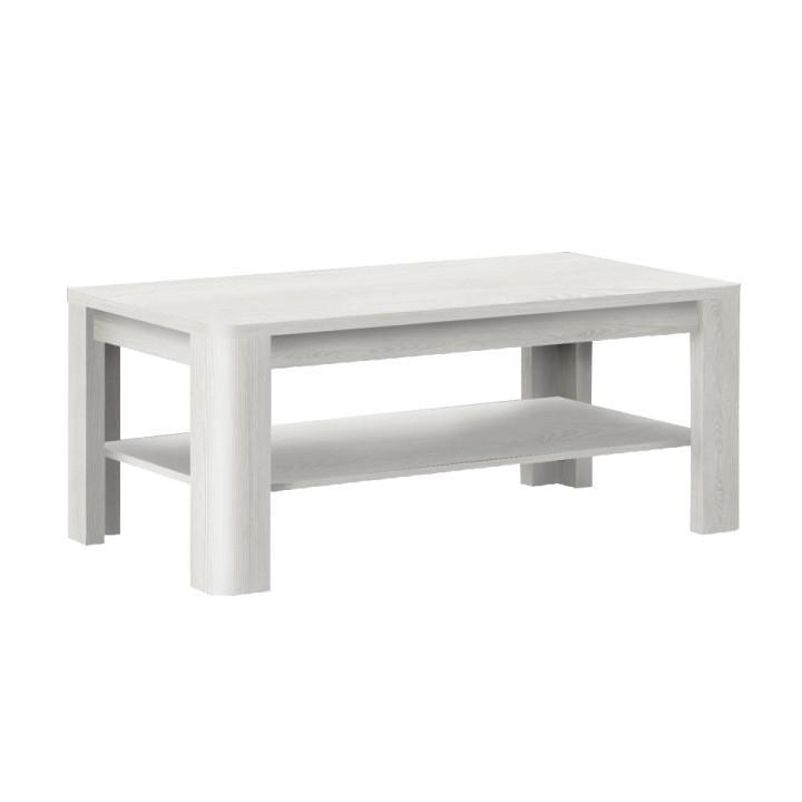 Konferenčný stolík, dub biela, SARKA 12