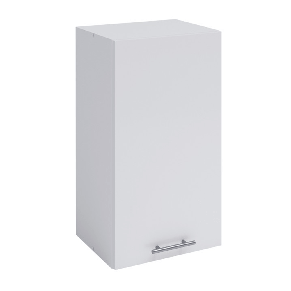 Horní skříňka, bílá, FABIANA W - 40, TEMPO KONDELA