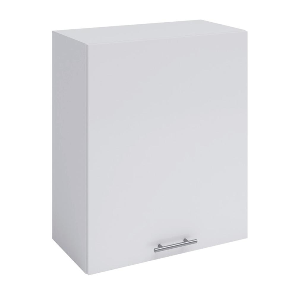 Horní skříňka, bílá, levá, FABIANA W - 60, TEMPO KONDELA