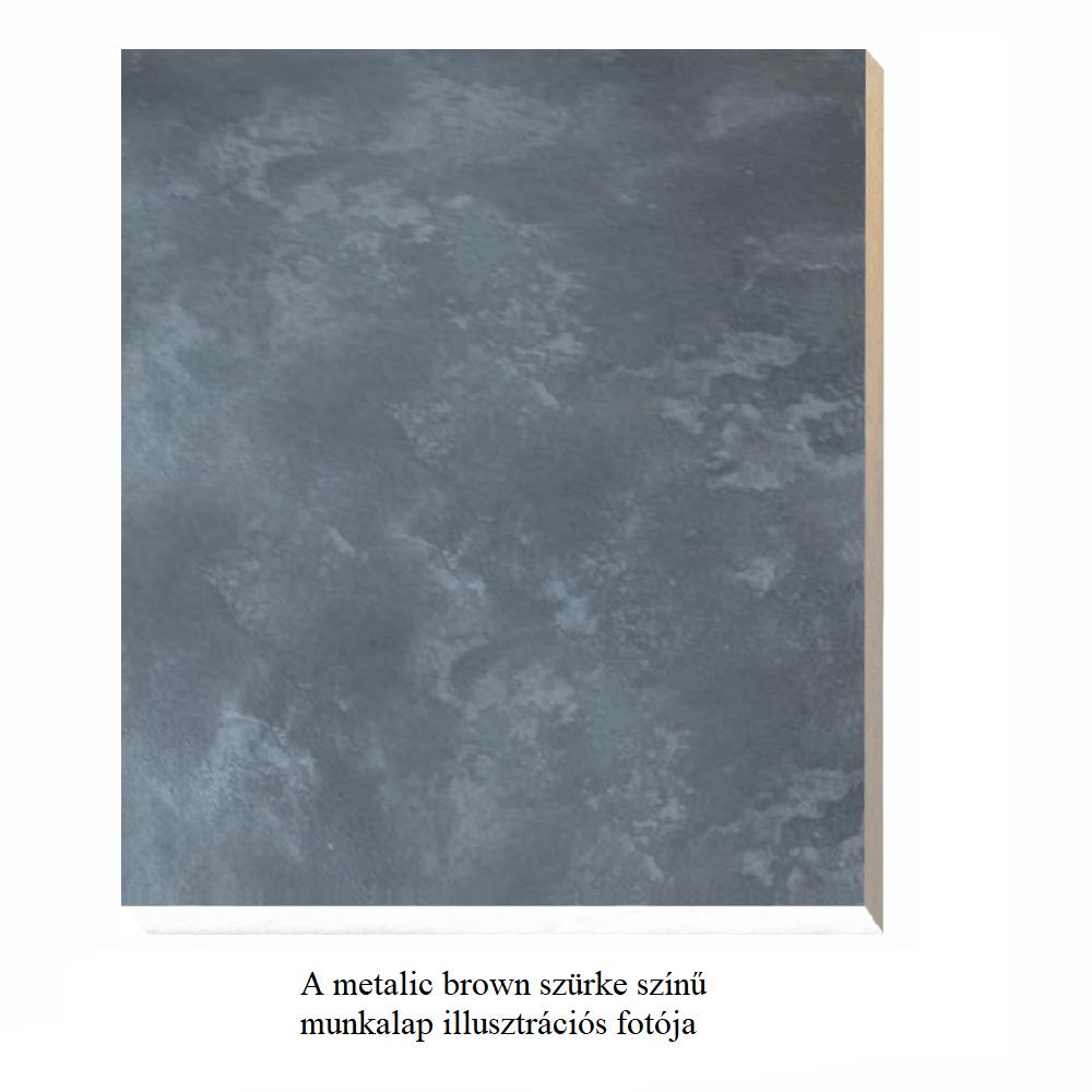 Alsó szekrény, sonoma tölgyfa/fehér, FABIANA S-40