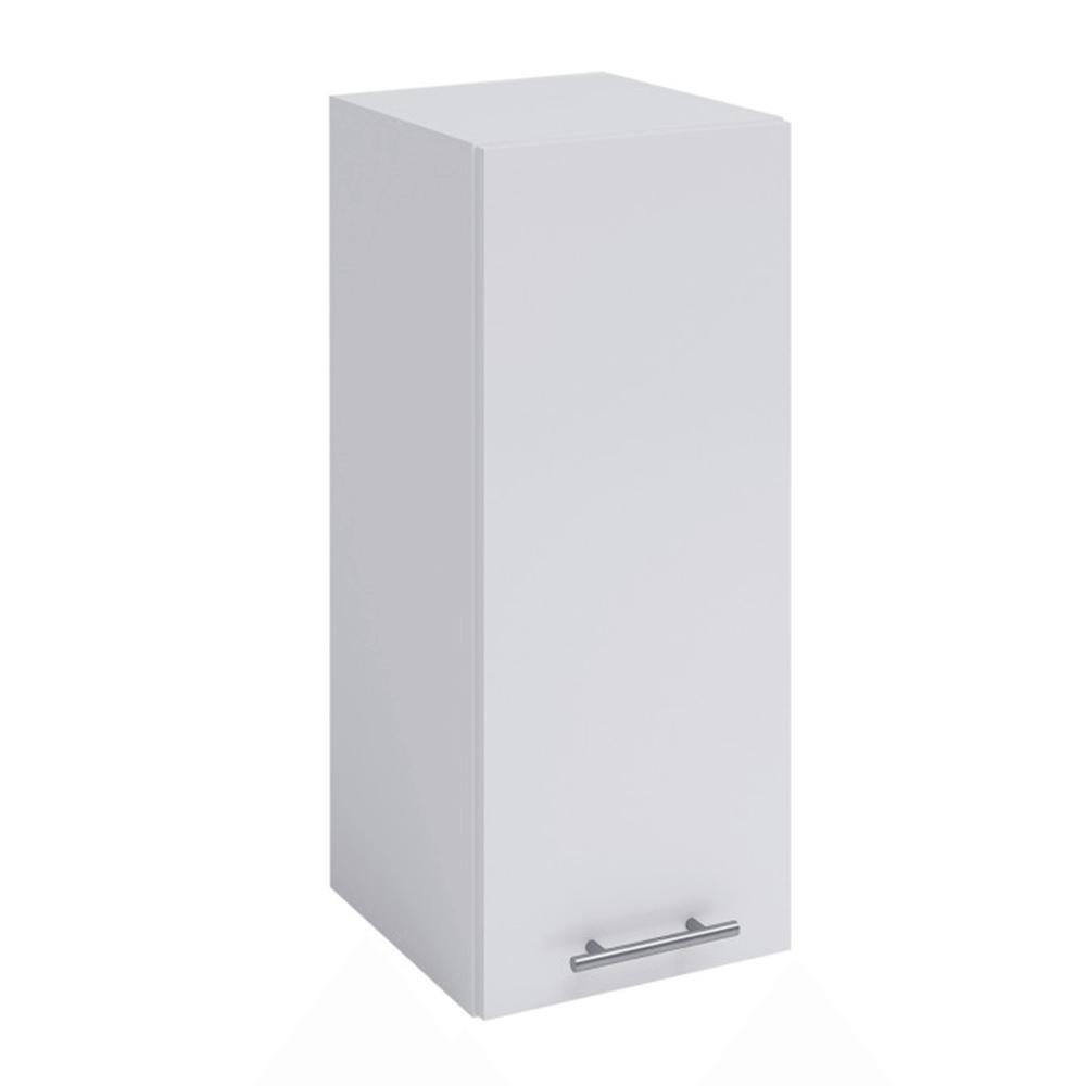 Horní skříňka, bílá, FABIANA W - 30