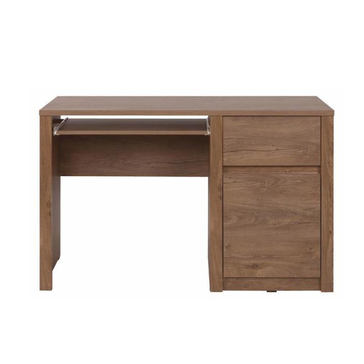 PC asztal, lefkas tölgyfa, MONTE 17
